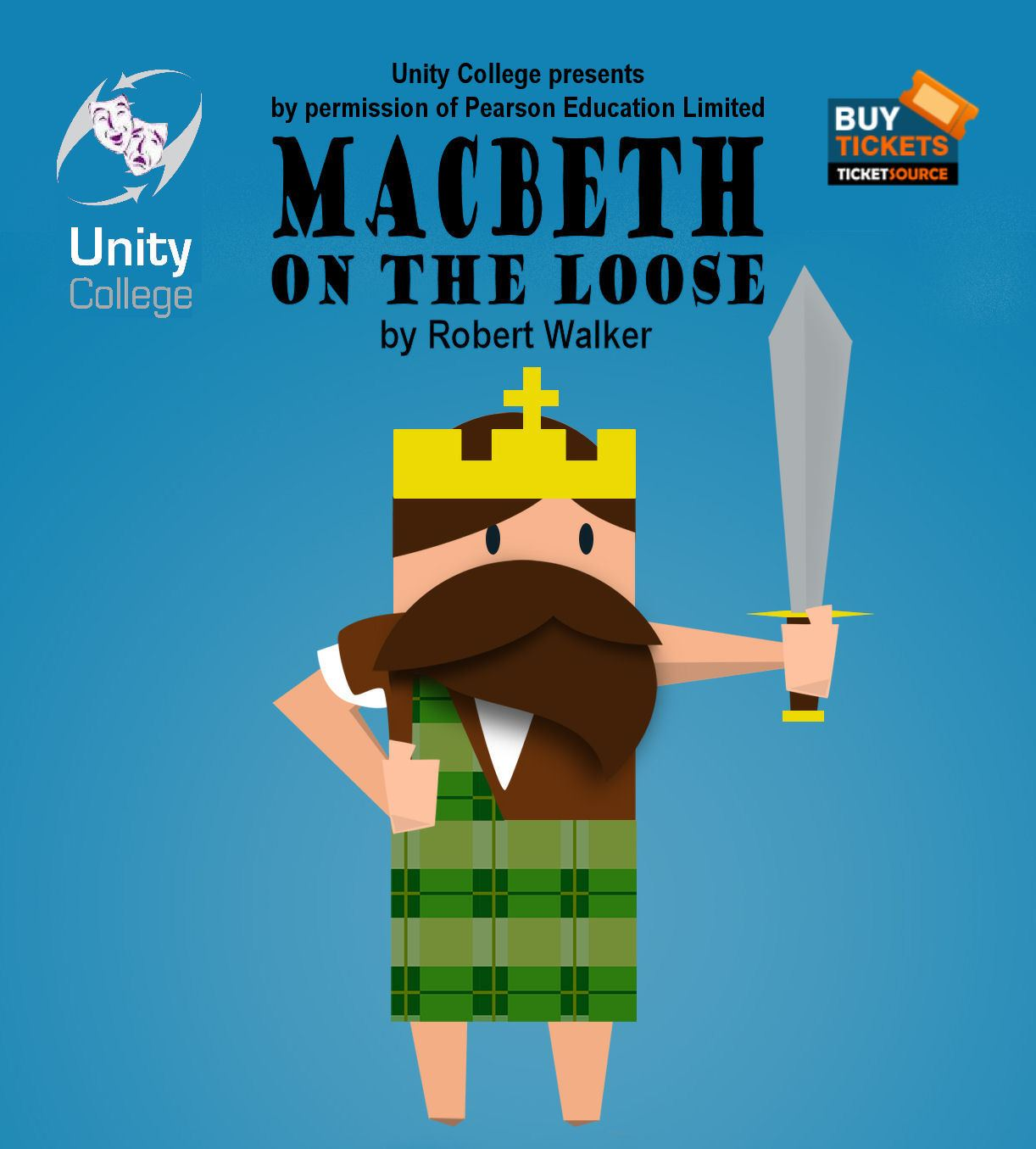 2015 (7) Macbeth on the Loose Poster 2