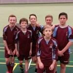 year 7 boys team