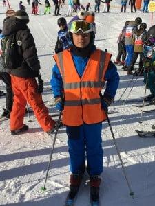ski muppet charlie