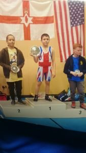 Irish Wrestling Champion