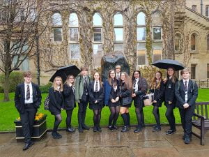 Visit to the University of Manchester